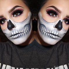 El #Halloween se acerca y no podemos estar más emocionadas #Costume #Makeup #Excited
