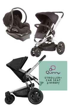 Quinny USA Stroller + Carseat Giveaway} In Honor of Design.  LOVE IT! Would be a great item to own!