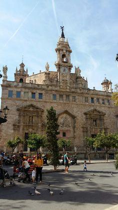 Scoprendo la città... Old Town, Valencia, Spagna