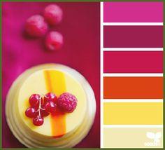 Декупаж. Примеры гармоничного сочетания цветов. Decoupage. Examples of harmonious color combinations.