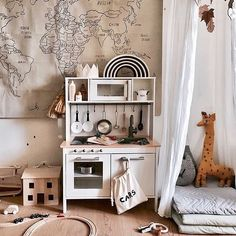 24 ezer követő, 3,064 követés, 1,834 bejegyzés – Nézd meg az Instagramon I'm Iga - Happy Little Folks (@happylittlefolks) fényképeit és videóit! Ikea Duktig, Ikea Hack Kitchen, Room To Grow, Kids Storage, Playroom Decor, Kid Spaces, Girls Bedroom, Kid Bedrooms, Storage Solutions