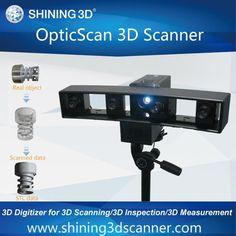 Cheap 3D scanner
