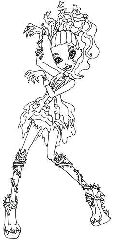 Monster High : Venus Mcflytrap