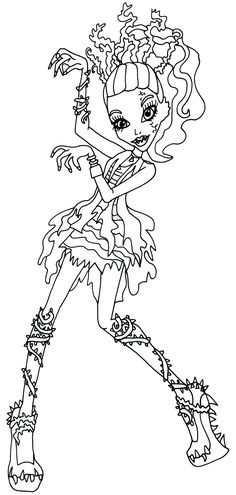 with over 200 pages of free printable monster high coloring pages including new and old monster high characters in their different fashion and outfits