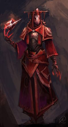 mage concept by jason nguyenSpectrum 18: The Best in Contemporary Fantastic Art