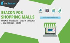 Step into Proximity Marketing & increase customer acquisition and retention by positioning Beacons in your retail stores. Beacon App, Shopping Malls, Retail Stores, Positivity, Marketing, Optimism