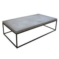 Mayson Coffee Table 140x80cm Cement $499