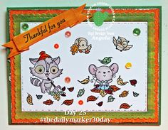 Fall Card with Craftin Desert Divas Timber and Harvest Wishes Stamp Sets