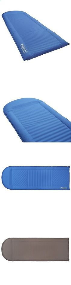 Camping Sleeping Pad - Mattresses and Pads 36114: Lightspeed Outdoors Pvc Free Self Inflating Camping Sleep Pad With Pillow And -> BUY IT NOW ONLY: $53.73 on eBay!