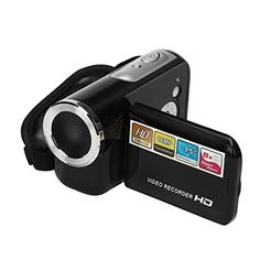 Try This!  DDLBiz 1 5 Inch TFT 16MP 8X Digital Zoom Video Camcorder Camera DV