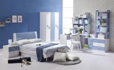 Amazing Ideas for Interior Home Color Design -  http://ipriz.com/amazing-ideas-for-interior-home-color-design/  http://ipriz.com/wp-content/uploads/2014/05/bedroom-designs-architecture-home-design-ideas-decorating-interior-design-cool-perfect-colors-to-paint-a-room-blue-wall-white-chair-cool-white-furniture-awesome-rugs-nice-modern-lamp-with-nice-booksh-970x602.jpg