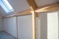 Attic Bathroom, Attic Rooms, Storage Organization, Future House, Home Remodeling, Guest Room, Interior And Exterior, Garage Doors, Sweet Home