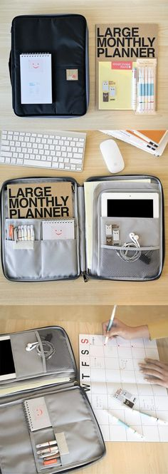 Our most wonderful planner supply set has met with our most popular Better Together pouch! Meet the best of both worlds to start organizing your time!