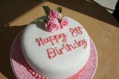 Happy Birthday mum x