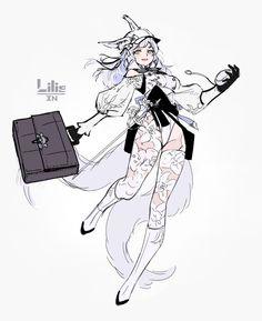 (1) ホーム / Twitter Character Design Sketches, Character Design Animation, Female Character Design, Character Illustration, Character Concept, Character Art, Concept Art, Pretty Art, Cute Art