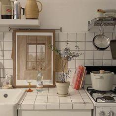H O L D — lofeel: @1daehyun's archive Kitchen Interior, Home Interior Design, Interior Architecture, Beige Room, Minimalist Apartment, Room Goals, Dream Apartment, Aesthetic Rooms, Dream Rooms