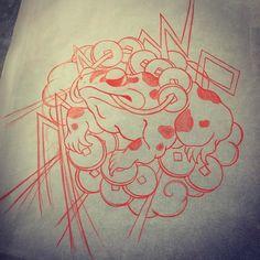 Money frog 銭蛙 #tattoo #tattoos #tatted #moneyfrog #japanesetattoo #melbournetattoo #dynamictattoo #melbourne by kyoshin_tattoo