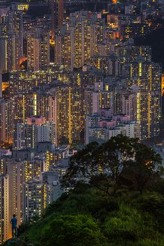 Contemplation (cityscape), Hong Kong, photograph by Coolbiere A. We Are The World, Wonders Of The World, Places To Travel, Places To See, Places Around The World, Around The Worlds, Wonderful Places, Beautiful Places, Hong Kong