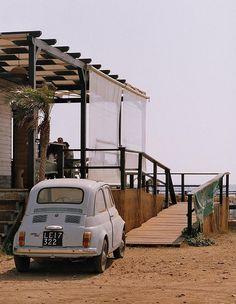 Classic Fiat 500 - Puglia - Italy #Fiat500