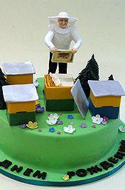 Торты для мужчины на заказ - фото тортов на юбилей и день рождения мужчины, каталог мужских тортов для мужа, сына, юноши, парня.