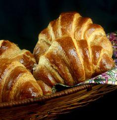 (FRANCE) Homemade Croissants