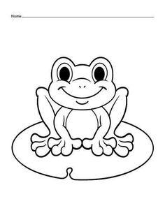 Frog Coloring Pages for Kids. 20 Frog Coloring Pages for Kids. Coloring Pages Free Printable Frog Coloring for Kids Frog Coloring Pages, Spring Coloring Pages, Animal Coloring Pages, Printable Coloring Pages, Coloring Pages For Kids, Coloring Sheets, Coloring Books, Kids Coloring, Coloring Worksheets For Kindergarten