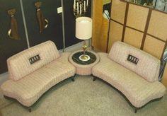 1950s Sectional Sofa