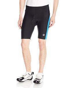 Men's Cycling Compression Shorts - Canari Mens Blade Gel Shorts *** Visit the image link more details.