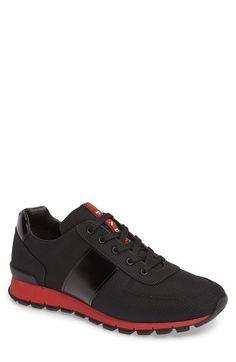47bb36ff5231 VALENTINO Rockrunner Metallic Camo-Print Trainer Sneaker