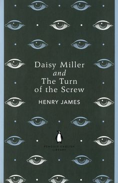 Book Cover Illustration for 'Daisy Miller & The Turn of the Screw'. © Jim Tierney 2012