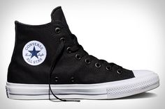 Converse Chuck Taylor All Star II / Gear. Style. Cars. Tech. Vices. pinterest.com/uncrate
