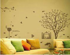 Home Garden Wall Sticker
