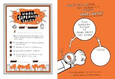 The Super Book for Superheroes - New In