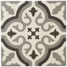 Waverley - Patterned & Decorated - Shop by colour - Wall & Floor Tiles | Fired Earth