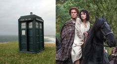 Because He's Smart, SamHeughan Wants aDoctor Who/OutlanderCrossover