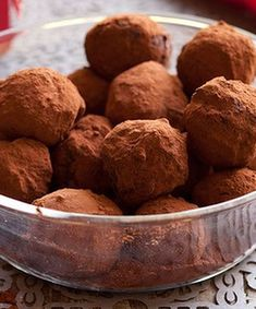 chilli chocolate truffles, really want to try these!