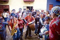 Carnaval tradicional de Cajamarca