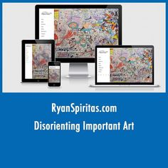 Happy To Announce The Launch of RyanSpiritas.com for #Dallas based artist Ryan Spiritas ( @ryanspiritasart ). The responsively designed site showcases the artist's work which has been called Emotional. Captivating. Engaging.  #WebDesign #WebDevelopment #WordPress #Boston #Charlotte #Tampa #ArtistWebsite #RooSites #Art #ArtWorld