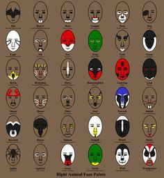 Native Paint Meaning Native Faces Native Americans - American Indian Face Painting Native American Makeup, Native American Face Paint, Native American Symbols, Native American Women, Native American History, American Indians, Indian Face Paints, Paint Meaning, Tribal Makeup