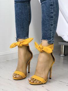 Stilettos, Stiletto Heels, Shoes Heels, Heeled Sandals, Heels Outfits, Sandals Outfit, Ankle Heels, Trend Fashion, Fashion Heels