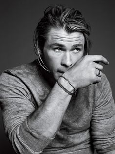 there are no words #chrishemsworth