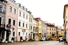 Main Street of Lublin, Poland Poland Travel, Travel Europe, Poland Girls, Poland Germany, My Kind Of Town, What A Wonderful World, Warsaw, Eastern Europe, Beach Fun