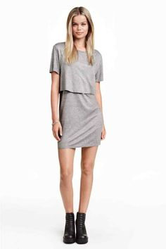 Vestido t-shirt | H&M
