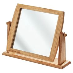 Details About Free Standing Swivel Table Mirror Wooden Frame With Stand Bathroom Mirror New intended for proportions 1280 X 1280 Wooden Bathroom Mirror - Wooden Bathroom Mirror, Mirror Vanity, Wall Mirror, Washing Machine Cover, Pine Table, Dressing Table Mirror, Mirror With Shelf, Standing Mirror, Wooden Stools