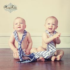 twin baby boys , so cute! Because this is a very good possibility lol