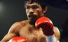 Manny Pacquiao!