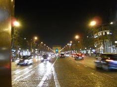Champs d'Elysees--Paris, France