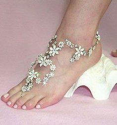 Foot-jewel
