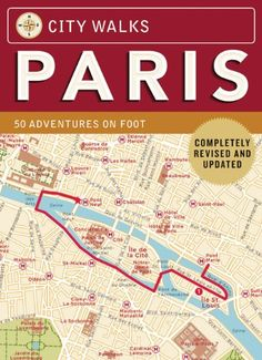 City Walks: Paris, Revised Edition: 50 Adventures on Foot by Christina Henry de Tessan http://www.amazon.com/dp/0811874095/ref=cm_sw_r_pi_dp_nhCNtb0KVY7XS8EQ