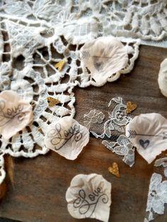Wedding Table Decorations-Wedding Confetti- Wedding Petals